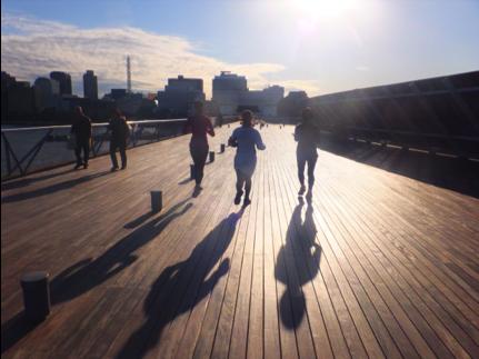 Jog in Yokohama (Booking Now Closed)