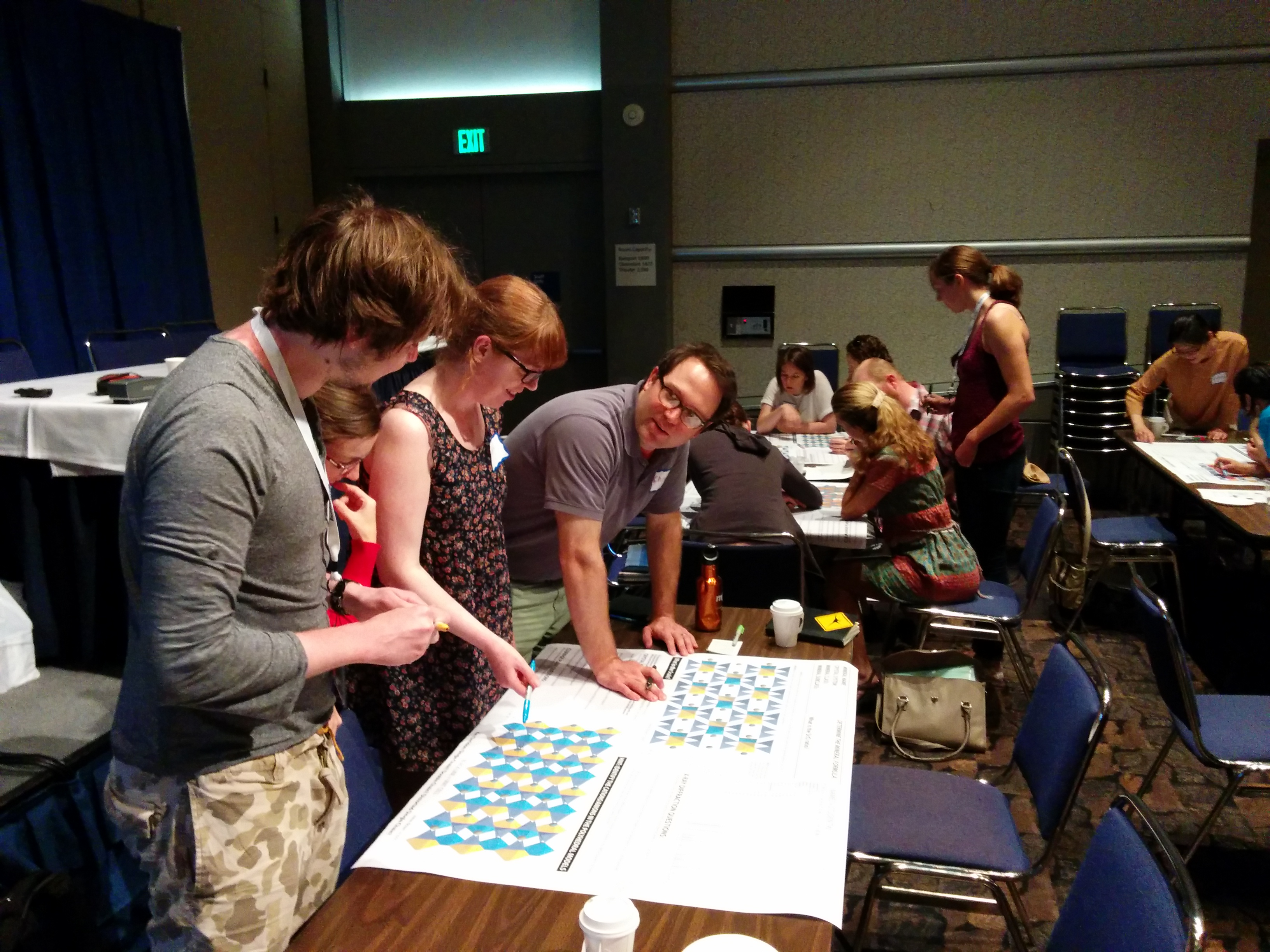 Teaching and Learning Activities: Re-thinking Geochemistry Education (CANCELLED)