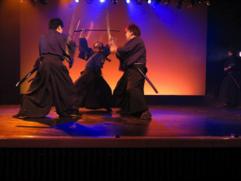 Taste of Japan: Samurai Performance